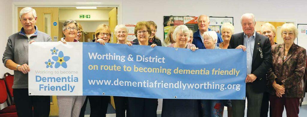 Worthing Lions Dementia Friends